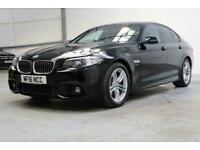 2016 16 BMW 5 SERIES 2.0 520D M SPORT 4D 188 BHP DIESEL MANUAL