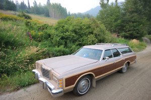 1977 Ford County Squire