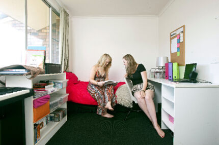 Apartments for Southern Cross University students in Lismore!