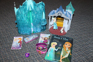 Frozen theme toys