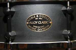 Noble & Cooley Alloy Classic Snare Drum