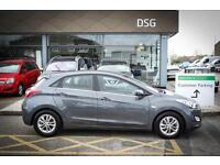2016 16 HYUNDAI I30 1.6 CRDi Blue Drive SE 5dr in Grey