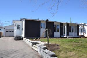Maison 4 chambres avec garage