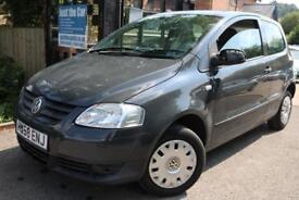 2008 (58) Volkswagen Fox 1.2 URBAN FOX Grey 3 Dr FSH Long MOT FINANCE AVAILABLE