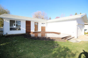 EXCLUSIVE LISTING NOT ON MLS - Sherwood Park Bungalow