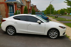 Lease takeover: 2016 Mazda3 GT Sedan with $1000 incentive offer.