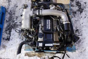 Jdm Nissan Skyline R33 RB25DET S2 Turbo Engine with MT