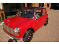 Rover Mini 1.3i **Fully Renovated Rust Free**