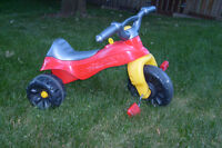 fishe price ( toy tricycle)