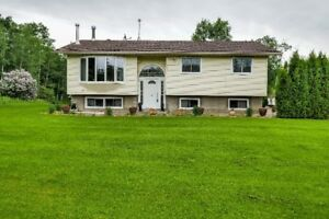Country Home on 2.99 acres
