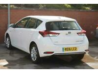 2016 Toyota Auris 1.8 Hybrid Business Edition TSS 5dr CVT PETROL/ELECTRIC white