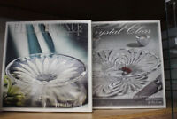 Crystal tableware and decorative Bowls $24.99 EACH Winnipeg Manitoba Preview