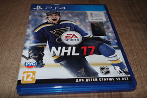 NHL 17 for Ps4 $30, Free delivery