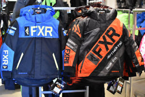2019 FXR KIDS &YOUTH SNOWMOBILE GEAR IN STOCK @ HFX MOTORSPORTS!