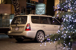 2006 Forester XT manual