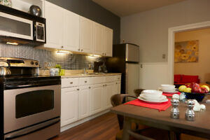 Private 2 Bedroom FULLY FURNISHED House Downtown-Pets Ok!