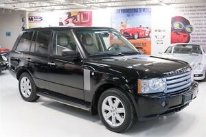 2008 Land Rover Range Rover HSE, NAV, and all the finer things..