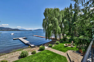 Shuswap Waterfront Vacation Rental