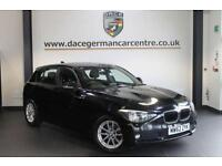 2013 62 BMW 1 SERIES 1.6 116D EFFICIENTDYNAMICS 5DR 114 BHP DIESEL