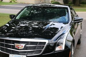 2015 Cadillac ATS Coupe Performance RWD Coupe (2 door)