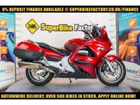 2010 10 HONDA ST1300 PAN EUROPEAN 1300CC 0% DEPOSIT FINANCE AVAILABLE