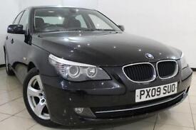 2009 09 BMW 5 SERIES 2.0 520D SE 4DR 175 BHP DIESEL