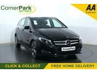 2018 Mercedes-Benz B-CLASS 1.6 B 180 EXCLUSIVE EDITION 5d 121 BHP MPV Petrol Aut