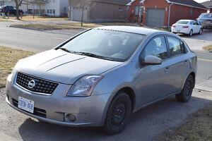 2009 Nissan Sentra 2.0 SL FE+ Sedan