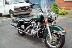 HARLEY DAVIDSON ROAD KING, great Bike for The Price.