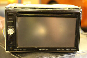 Pioneer AVIC-D3 touch screen radio with navigation for sale