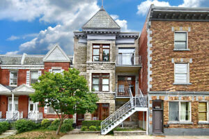 Five Bedroom Lower Duplex in Westmount
