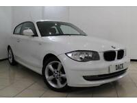 2009 BMW 1 SERIES 2.0 116I SPORT 3DR 121 BHP