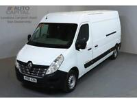 RENAULT MASTER 2.3 LM35 BUSINESS DCI S/R P/V 5D 125 BHP LWB POWER WINDOWS MIRROR