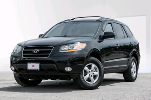2009 Hyundai Santa Fe with Safety