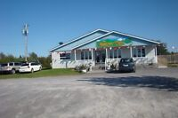 Store Front for Lease in Prince Edward County