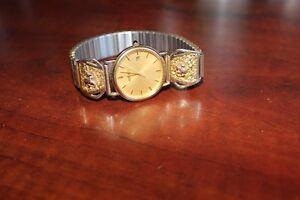 Man's Gold Watch