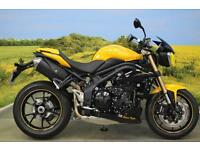 Triumph Speed Triple 94 **Immaculate Condition, Low Mileage, Braided Hoses**