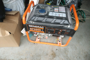 Generator generac 5500