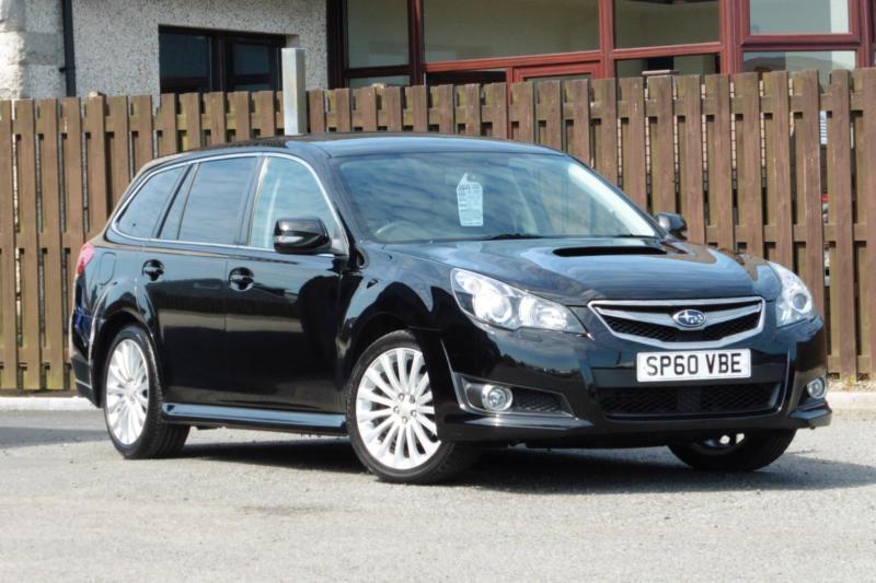 2010 Subaru Legacy 20d Se Sports Tourer 5dr Estate Diesel In