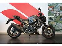 2017 17 SUZUKI GSXS 750Z PRE-REGISTERED METALLIC MATT BLACK