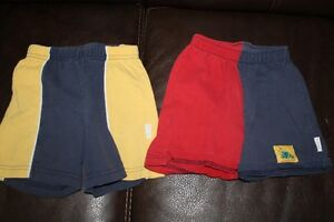 2 pairs of shorts, size 2