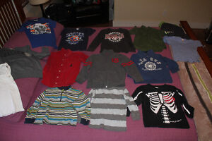 Boys size 4 clothes (see all pics)