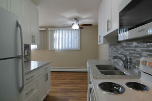 ½ Price Incentive, Renovated 1-BR, Near University/Whyte