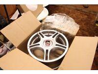 TSW Avus R alloy wheels to fit Peugeot 205 CTI / GTI