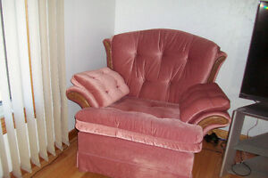 Sofa and Chair - Excellent Condition