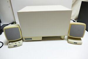 Haut-parleurs amplifiés 2.1 Altec Lansing