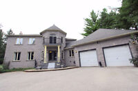4+2 Bed, Custom Built Home on 10 Acres, MUST SEE HOME!