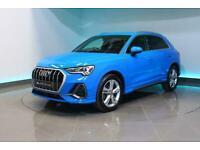 2020 Audi Q3 2.0 TDI 35 S line S Tronic (s/s) 5dr SUV Diesel Automatic