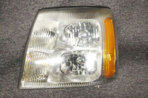 Cadillac Escalade Headlight - Left Side (drivers)