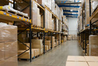 LOOKING FOR A WAREHOUSE WORKER - $11.25H * Today